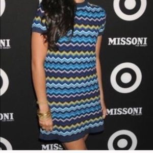 Missoni for Target Sweater Dress